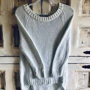 GAP Sweaters - Chuncky light blue Gap 100% cotton spring sweater